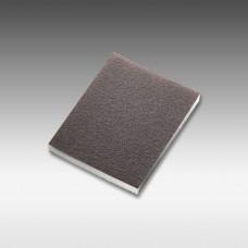 Губка шлифовальная 2-х сторонняя 98 х 120 х 13 мм Р 150