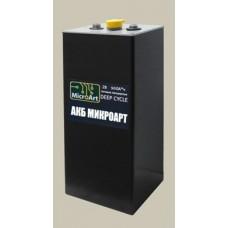 Аккумулятор тяговый панцирный 2 В 960 А /Ч  МикроАрт