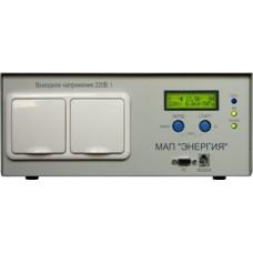 """Инвертор МАП SIN """"Энергия"""" Pro 12 В (1.3 кВт)"""